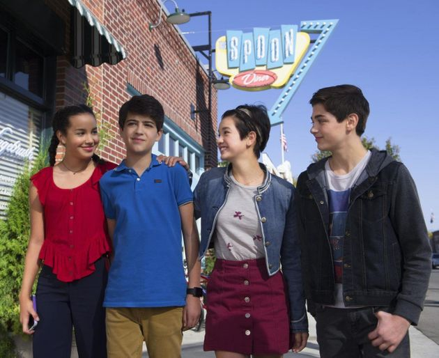 Disney Channel Introduces First Gay Storyline As Cyrus Goodman Comes Out In 'Andi