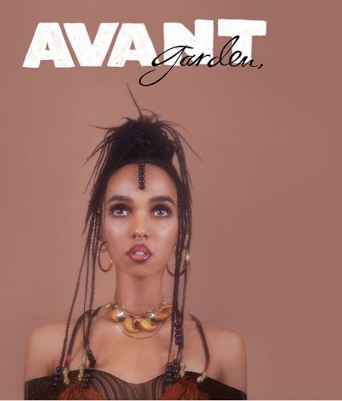 FKA Twigs' Instagram Zine Celebrating Afro Hair Is The Pick Me Up 2017