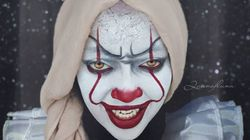 This Woman Recreates Iconic Characters Using Only Makeup, A Hijab And Creative