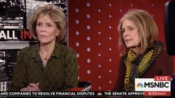 Jane Fonda: People Are Listening Now Because Weinstein Victims Are 'Famous And
