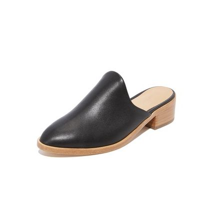 "These block-heeled loafers are the perfect fall shoe. Pair them with jeans, skirts, dresses and more. Plus, <a href=""https://"