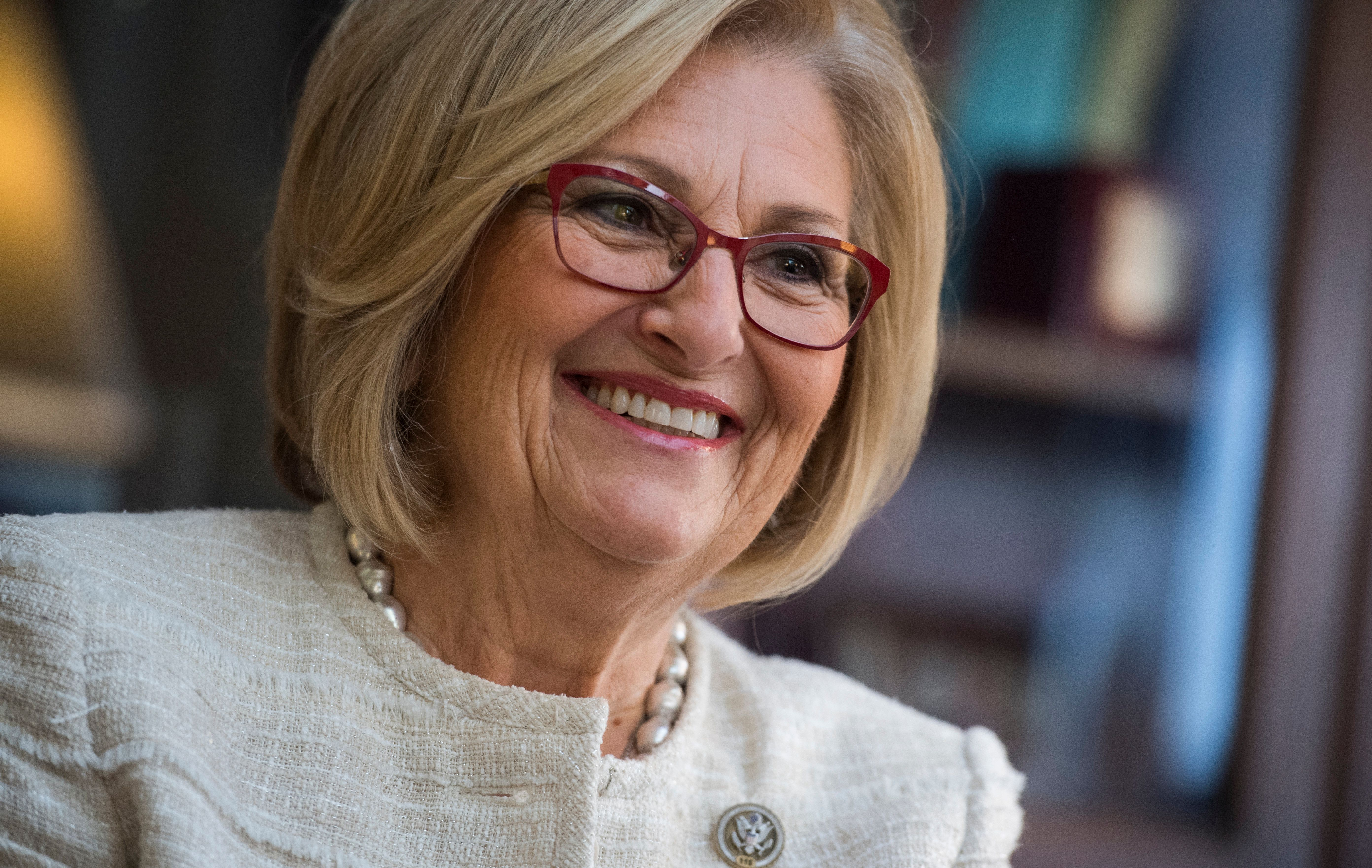 Rep. Diane Black (R-Tenn.) argues that it's hard to tell when someone is rich.