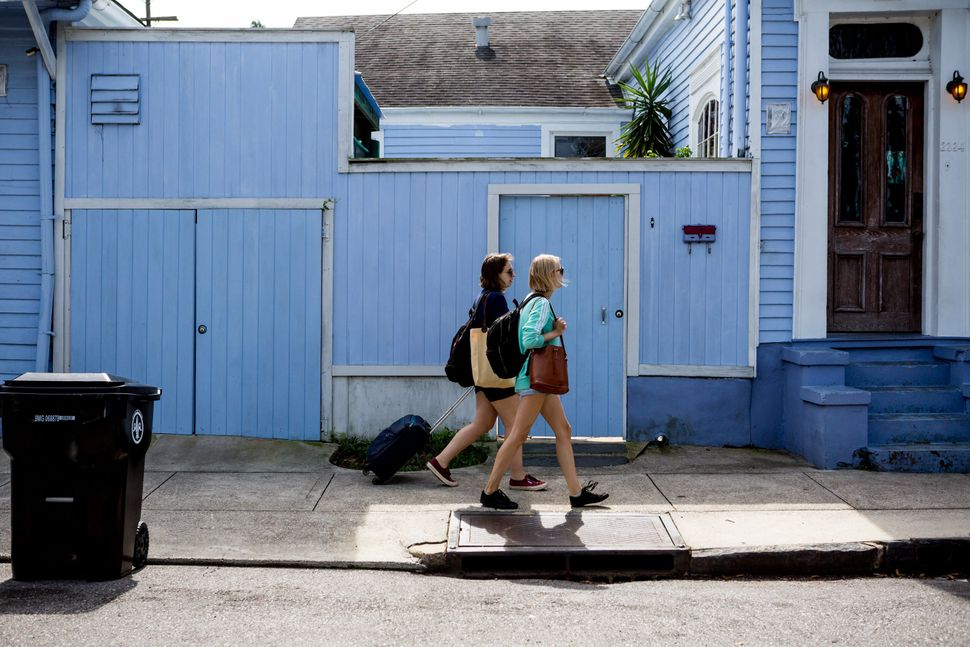 How Airbnb Is Pushing Locals Out Of New Orleans' Coolest