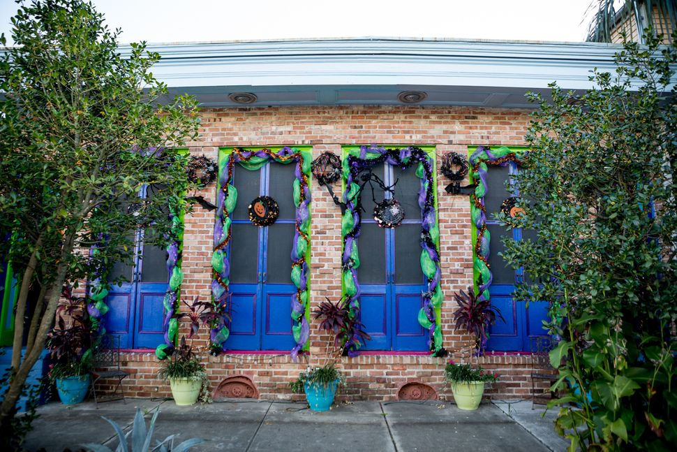 Ornate decor outside homes often is a sign that the space is being used for short-term rentals, says...