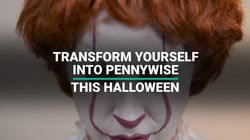Halloween 2017: Transform Yourself Into Pennywise With This Step-By-Step Makeup