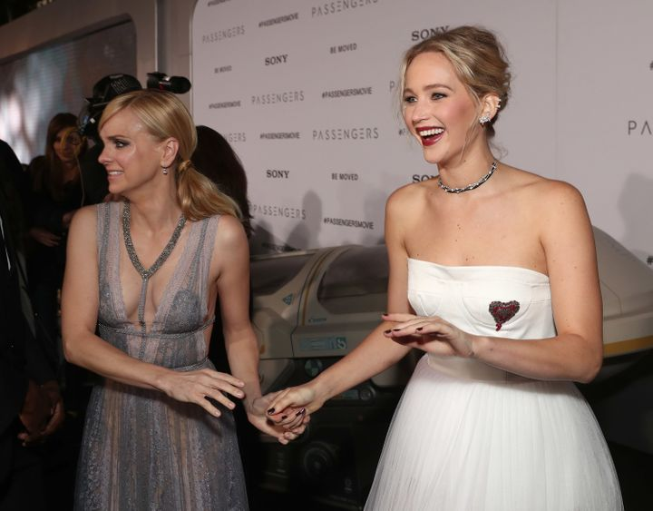 Anna Faris Gets Candid About Those Jennifer Lawrence Cheating Rumors