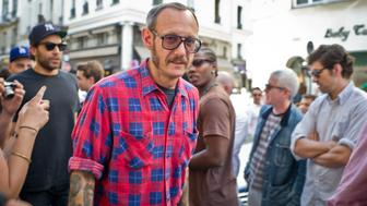 PARIS, FRANCE - SEPTEMBER 30: Terry Richardson arrives at Colette Shop at Colette on September 30, 2011 in Paris, France. (Photo by David Wolff - Patrick/Getty Images)