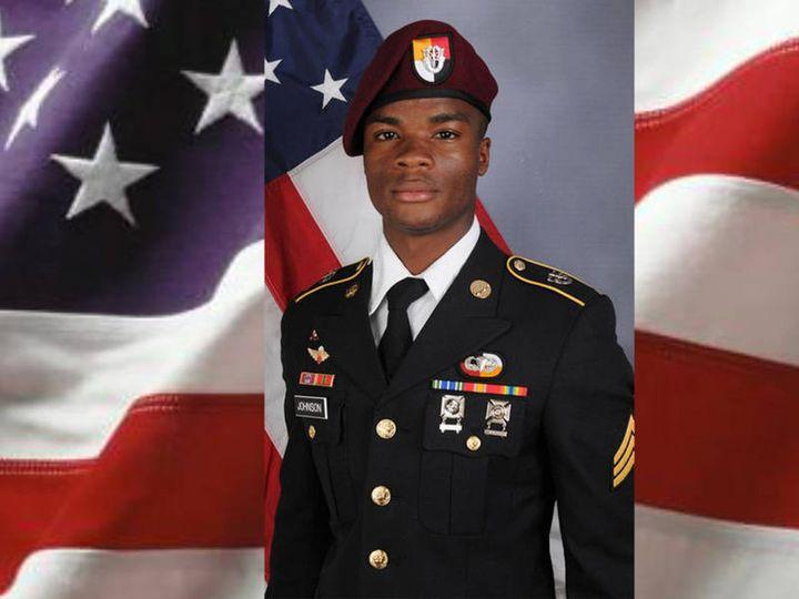 Sergeant La David T. Johnson