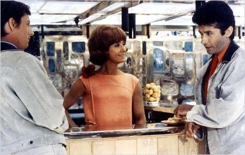 Grover Dale, Danielle Darrieux, George Chakiris, <em>Les Demoiselles de Rochefort </em>(1967)