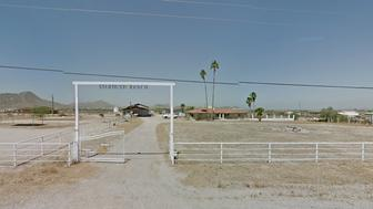 This 10-acre ranch in Rainbow Valley Arizona up for grabs is said to feature constant alien activity