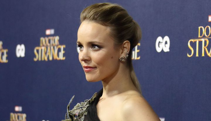"""I felt like I was kind of thrown into the lion's den and given no warning that he was a predator,"" Rachel McAdams said"