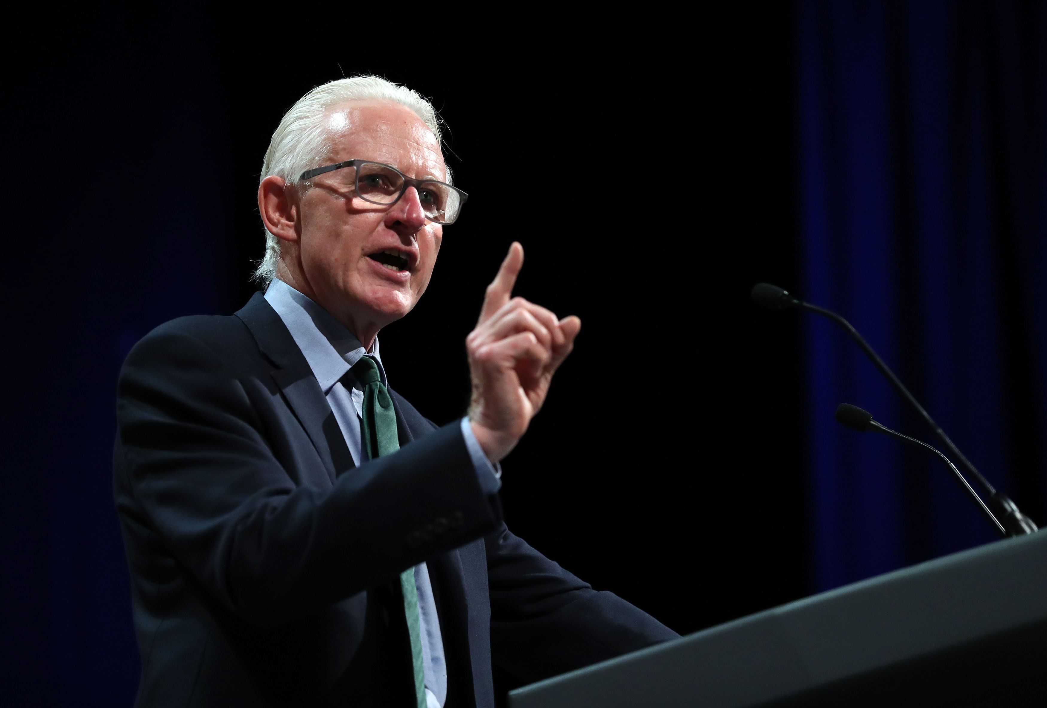 Norman Lamb says the government is failing young people.