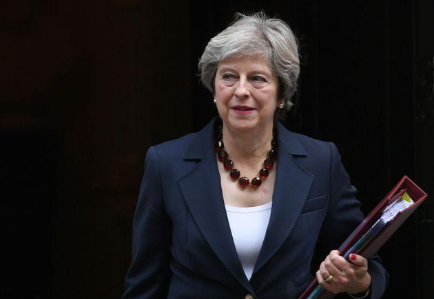 Theresa May has pledged to make mental health a