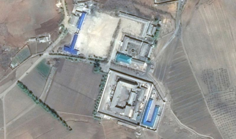 North Korea's Secret Network Of Prisons And 'Re-Education'