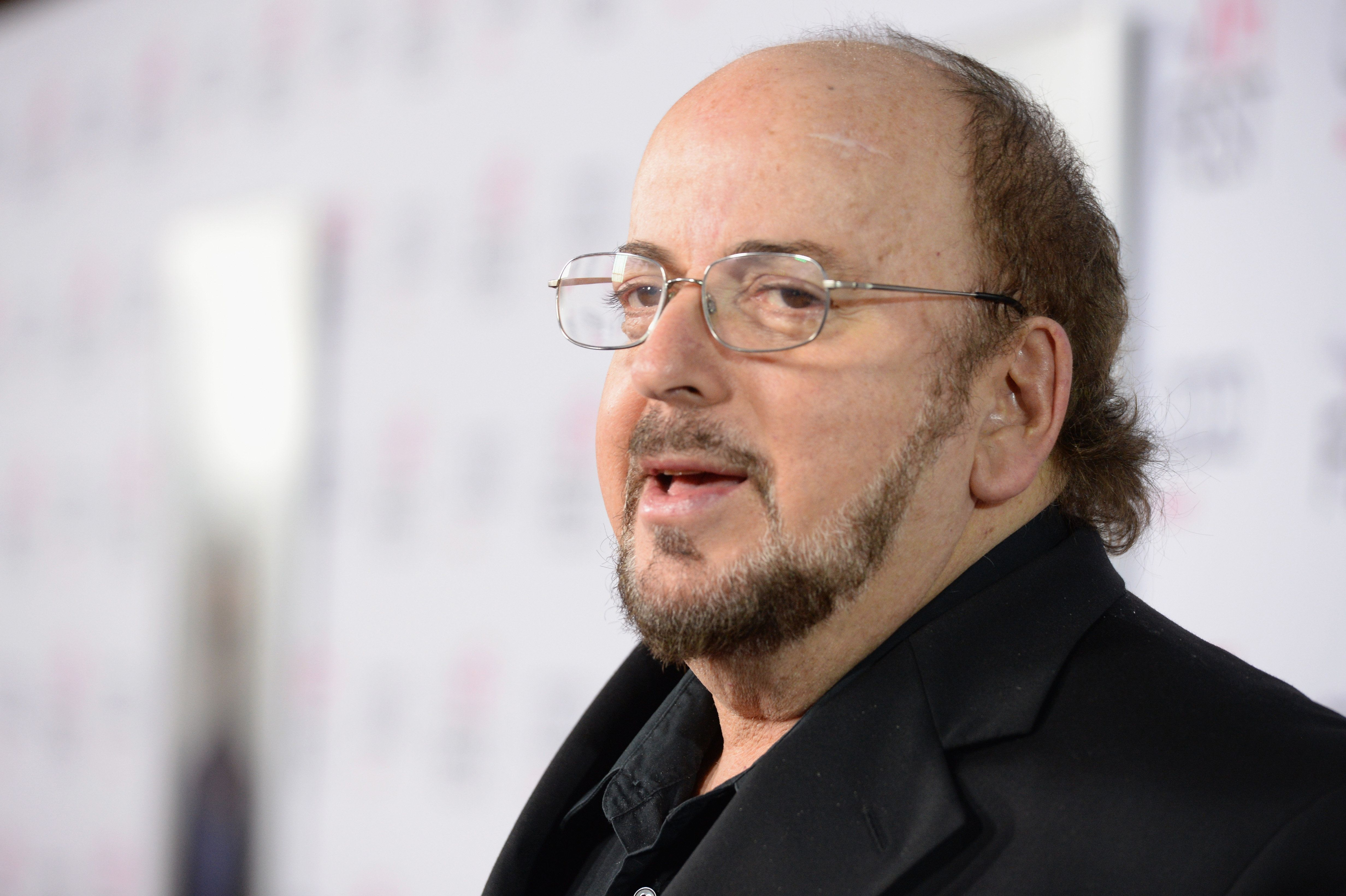 LOS ANGELES, CA - NOVEMBER 10:  Executive producer James Toback attends the screening of 'The Gambler' during the AFI FEST 2014 presented by Audi at Dolby Theatre on November 10, 2014 in Hollywood, California.  (Photo by Michael Kovac/Getty Images for AFI)