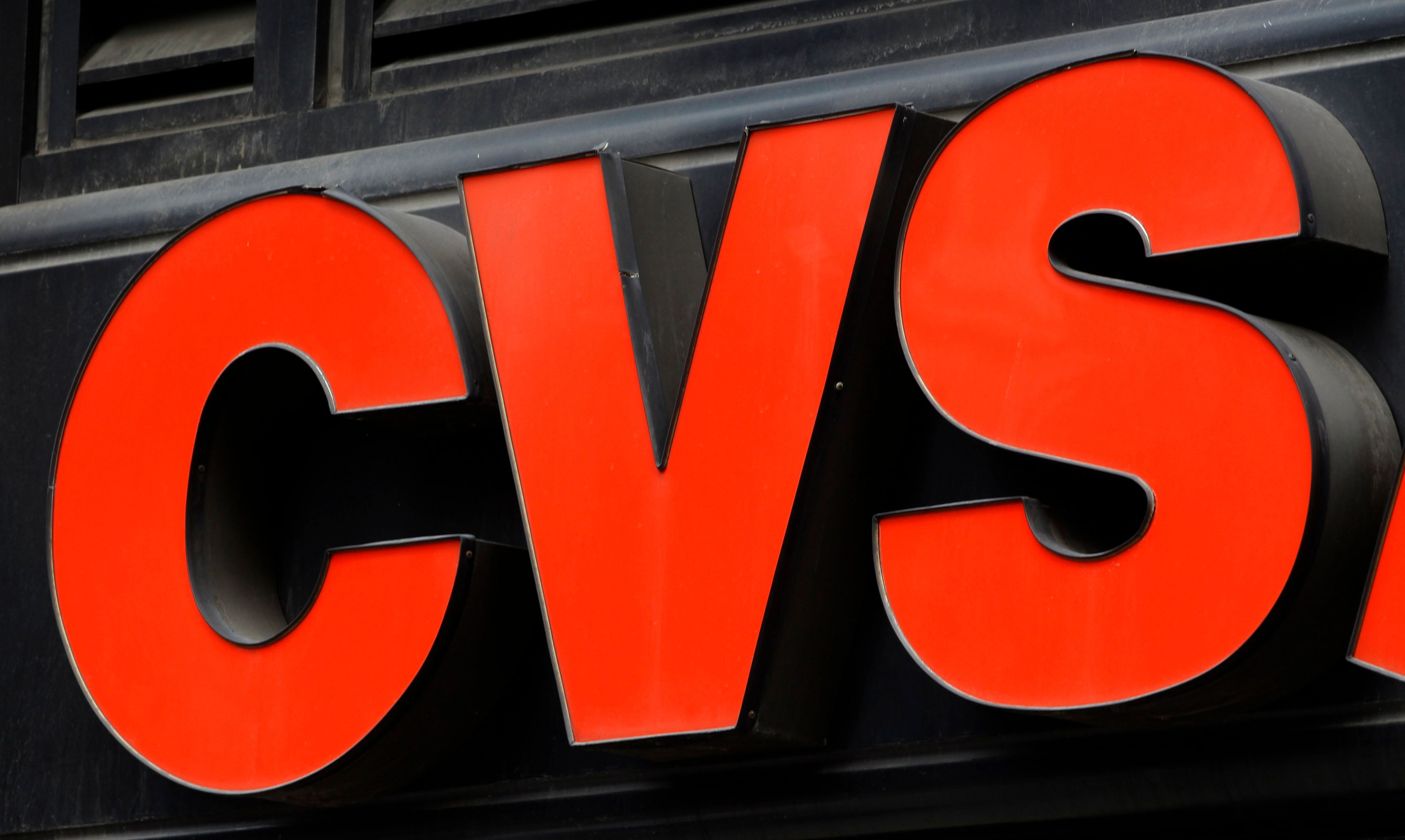 A CVS pharmacy is seen in New York City July 28, 2010. CVS Caremark Corp reported lower second-quarter earnings and cut its 2010 profit forecast, hurt by a decline in revenue from its pharmacy services segment, sending its shares down 5 percent.  REUTERS/Mike Segar   (UNITED STATES - Tags: BUSINESS)
