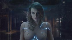 Taylor Swift Goes Full Bionic Woman In 'Ready For It' Music
