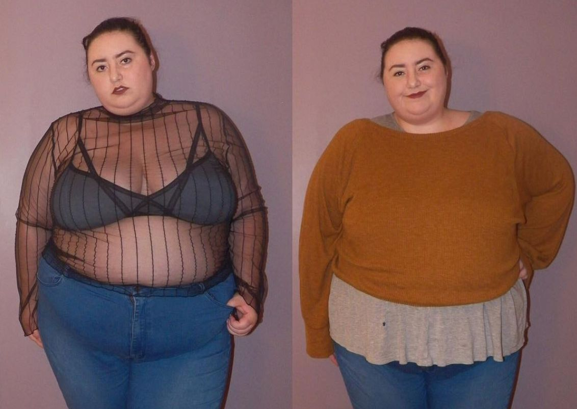Blogger Who Was Fat-Shamed For Body-Positive Post Kills Her Haters With