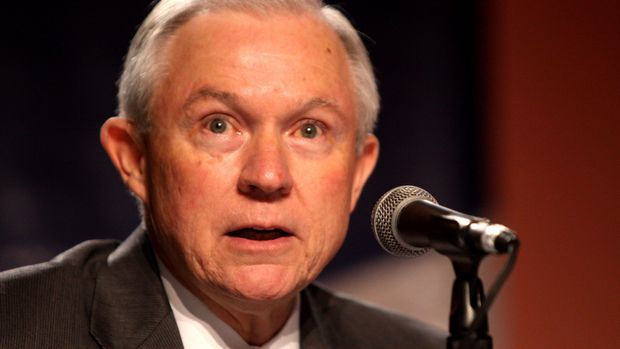 Jeff Sessions' Incredible Shrinking Russia Denial