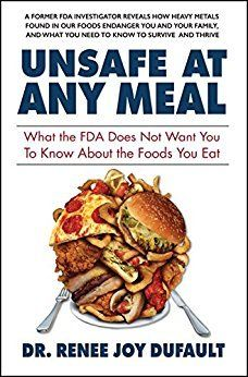 UNSAFE AT ANY MEAL by Dr. Renee Joy Default