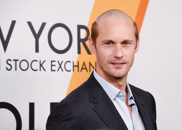 Yes, This Is Alexander Skarsgård's Actual New