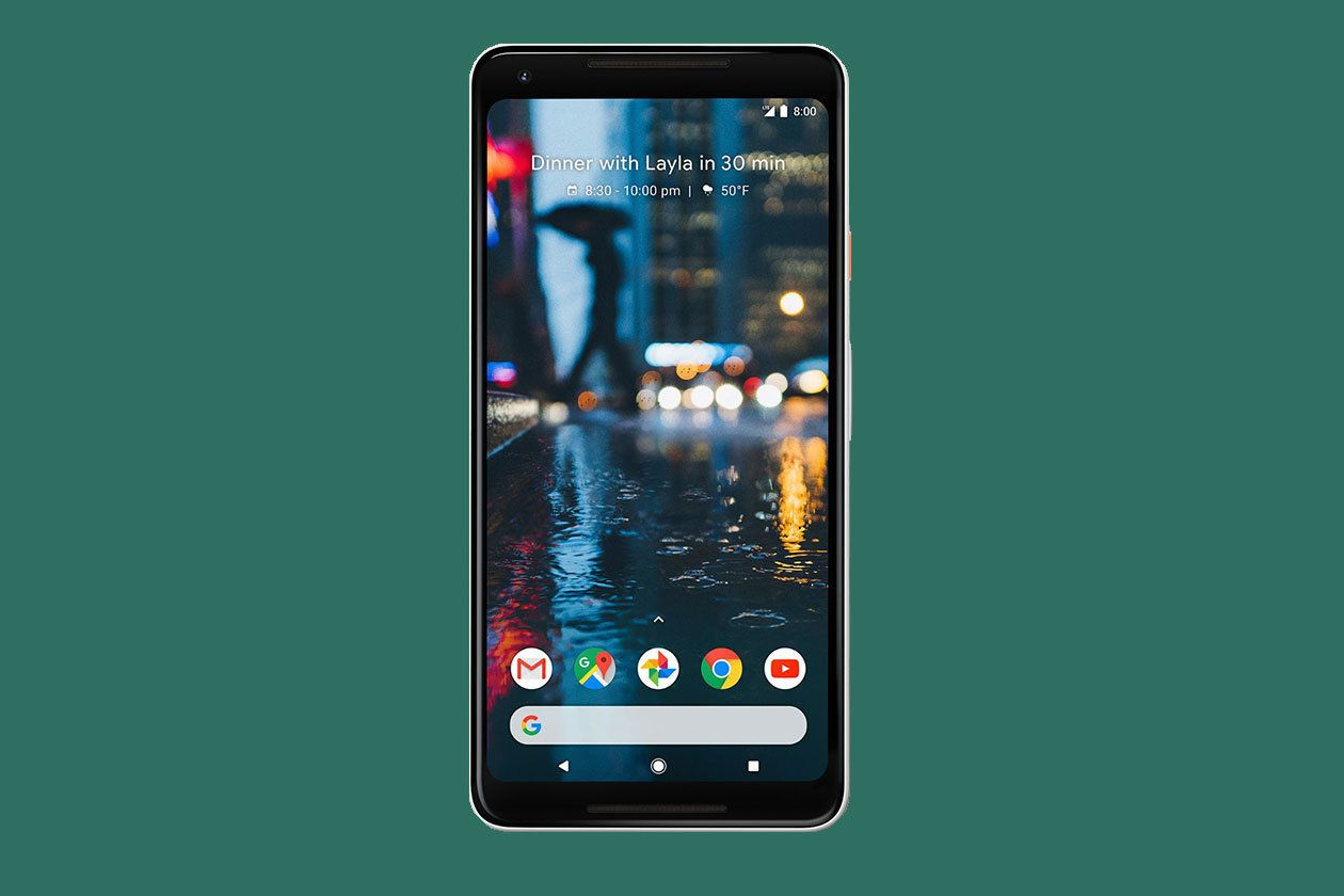 Google Pixel 2 XL Review: A Mobile