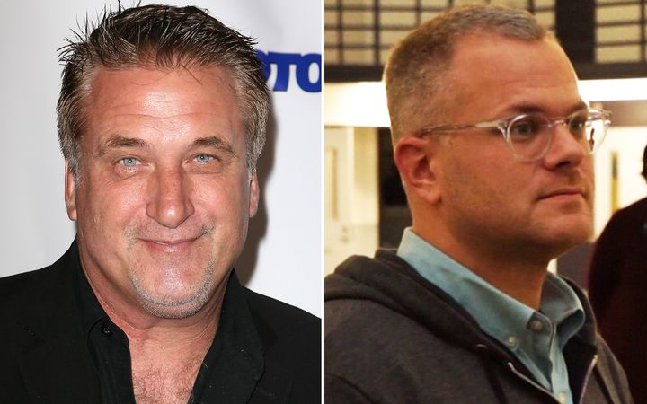 Actor and person in long term recovery Daniel Baldwin and recovery activist Ryan Hampton.