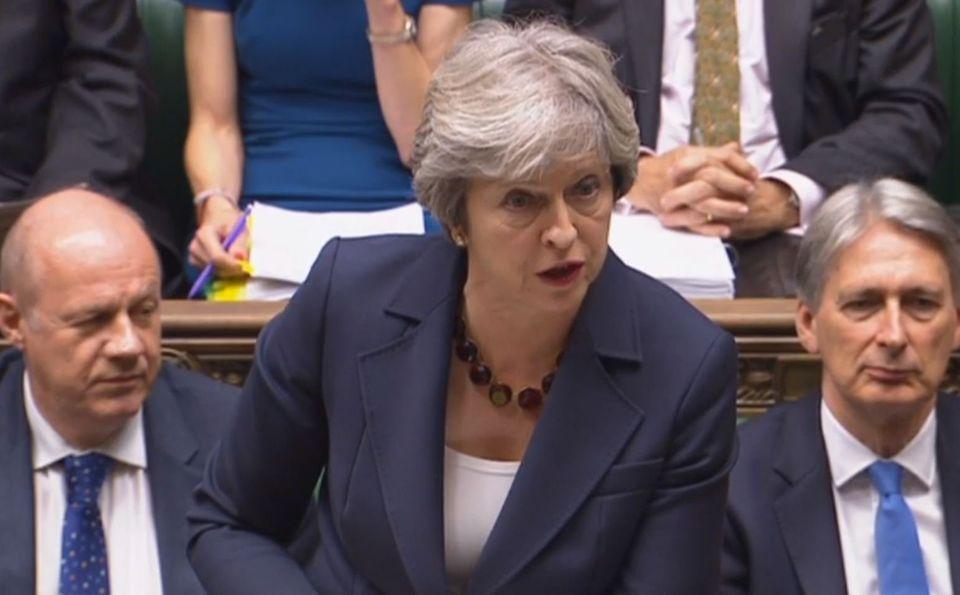 Theresa May's government has said Universal Credit 'makes work