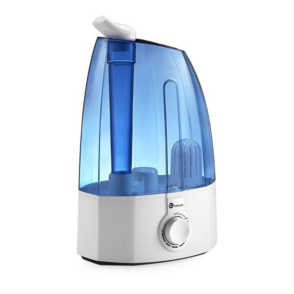 "It has dual rotating misting outlets, so you get <a href=""https://www.amazon.com/TaoTronics-Ultrasonic-Humidifiers-Humidifier"