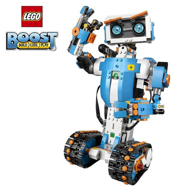 """This robot kit for kids is a fun <a href=""""https://www.amazon.com/dp/B06Y6JCTKH?amp=&ascsubtag=%5Bartid%7C10055.g.4792%5Bsrc%7"""