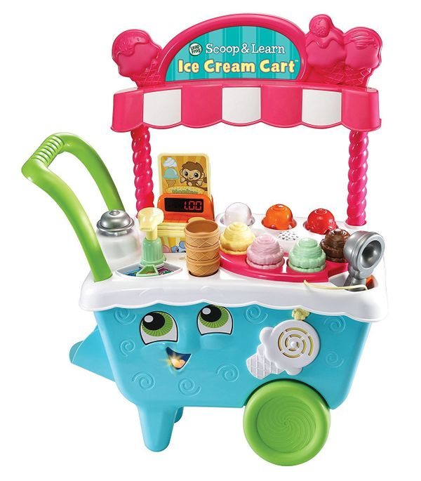 """This adorable scooper lets your kidlearn the skills needed to <a href=""""https://www.amazon.com/LeapFrog-Scoop-Learn-Crea"""