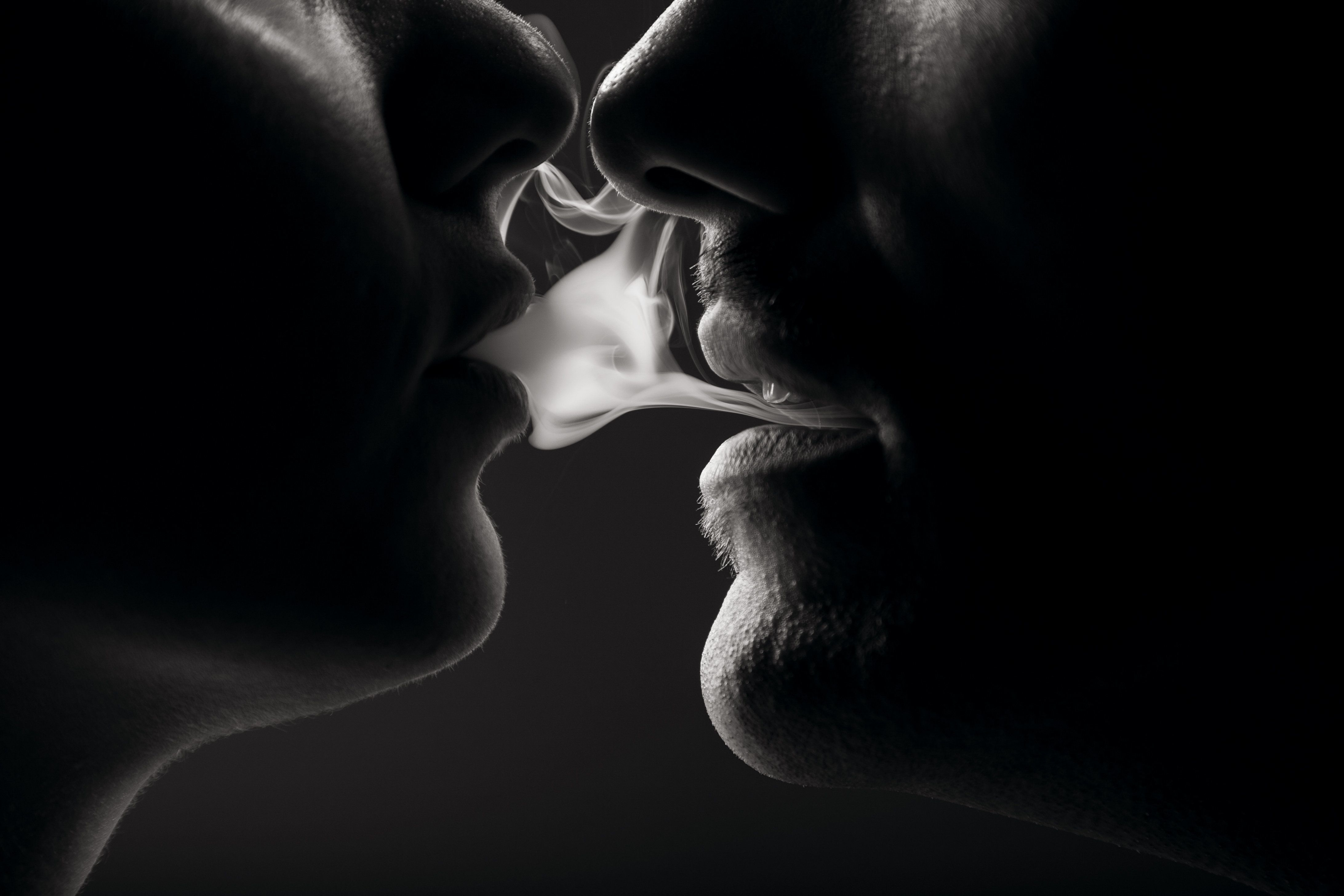 Are absolutely Smoking weed before sex amusing