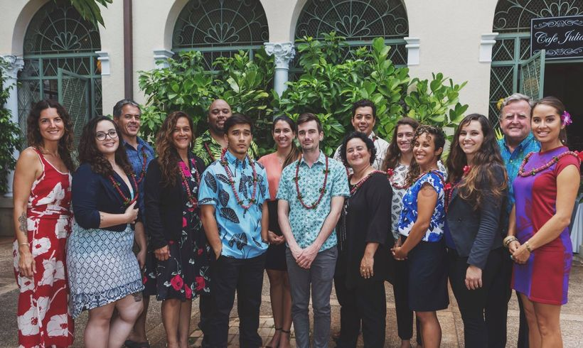 Fall 2017 Kuleana Academy participants will meet with Lieutenant Governor candidates at a private forum hosted by H.A.P.A.