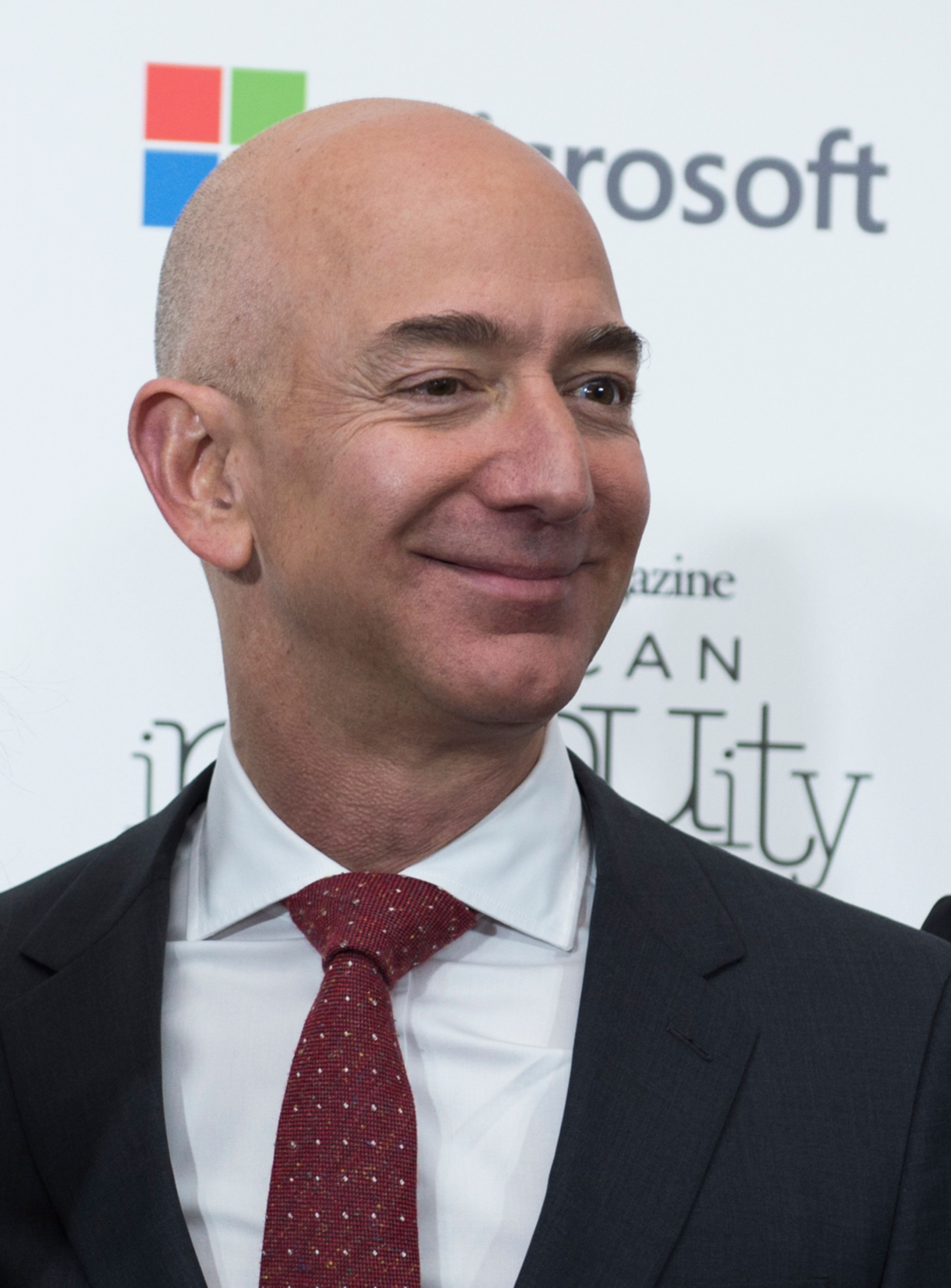Amazon Stock Surge Makes Jeff Bezos Richest Man On