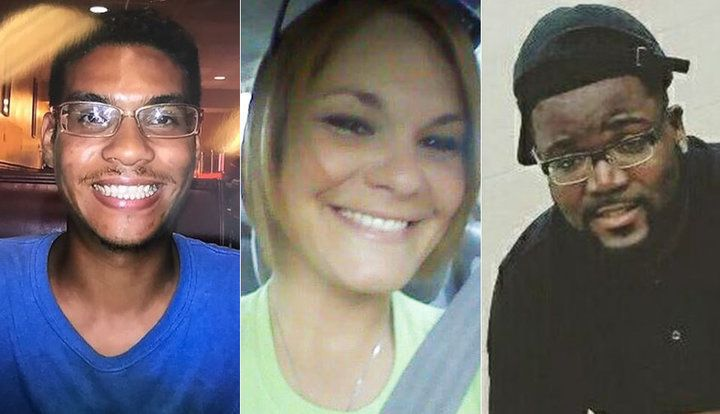 Anthony Naiboa, Monica Hoffa and Benjamin Mitchell may all have been the victims of a serial killer operating in a Tampa neig