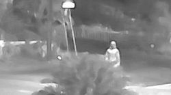 Florida Police Release Eerie New Surveillance Video In Hunt For Suspected Serial