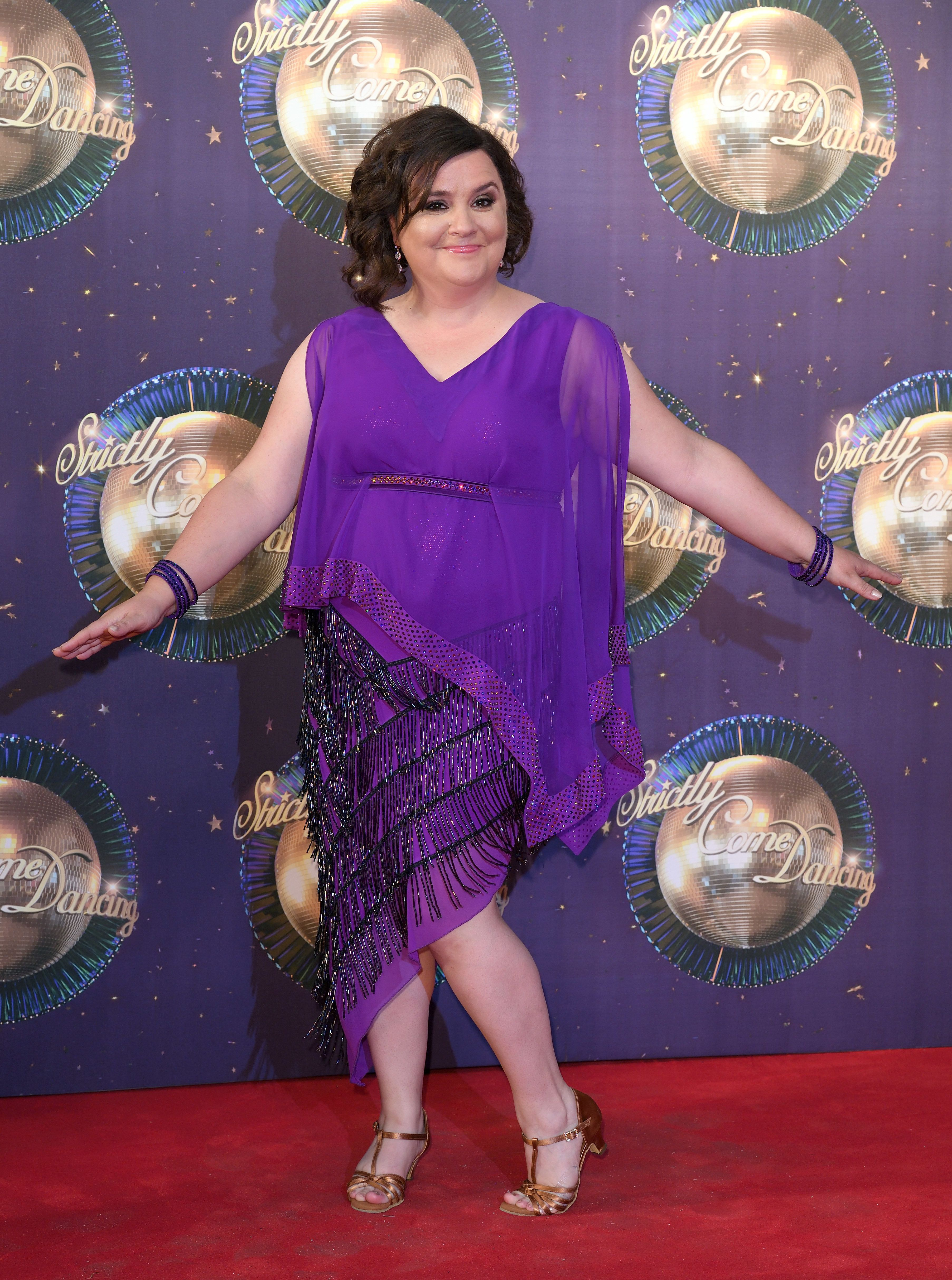 Daenerys Targaryen Sends Susan Calman A Good Luck Message Ahead Of 'GoT'-Themed 'Strictly'