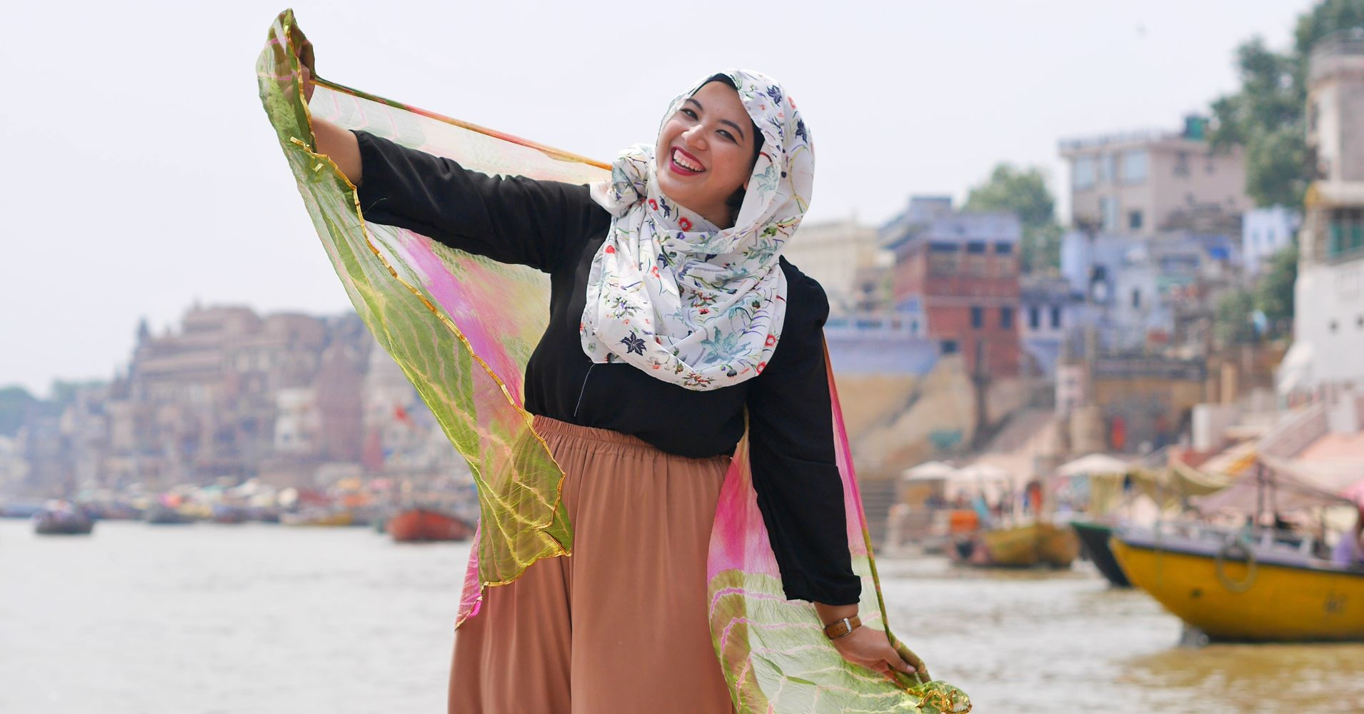 7 Lessons Ive Learnt Traveling Solo As A Hijabi Huffpost