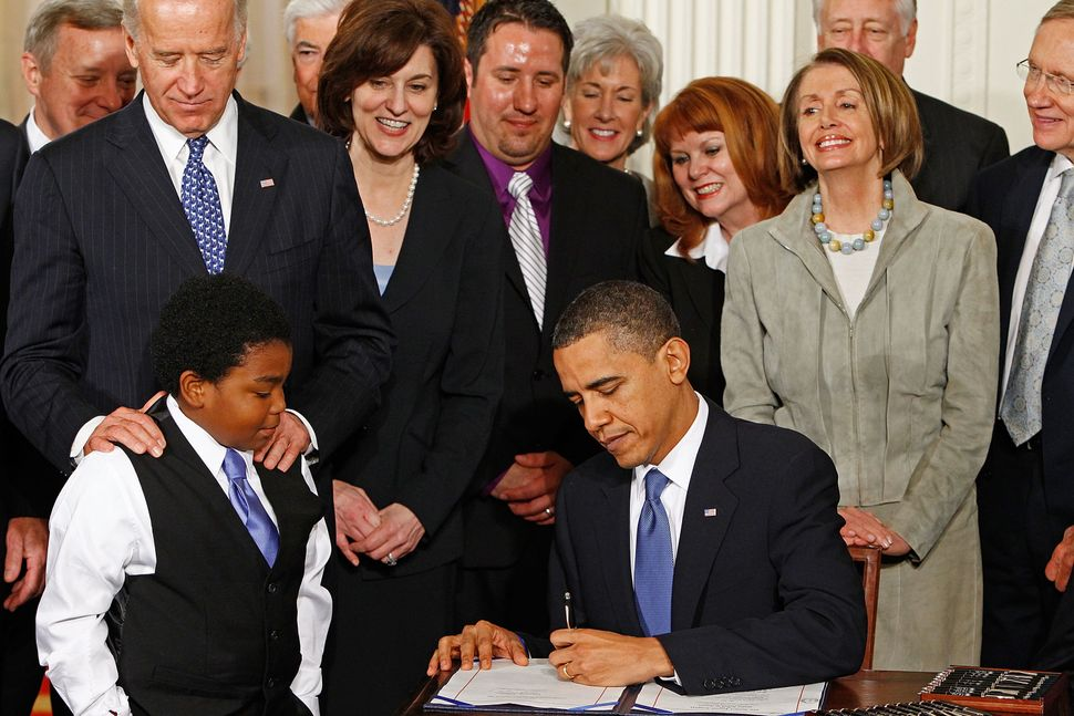 The Affordable Care Act, which President Barack Obamasigned in 2010, has helped millions. Butin Iowa, the newly r