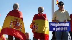 Spanish Demonstrators Demand Catalan President Be Jailed As Tensions