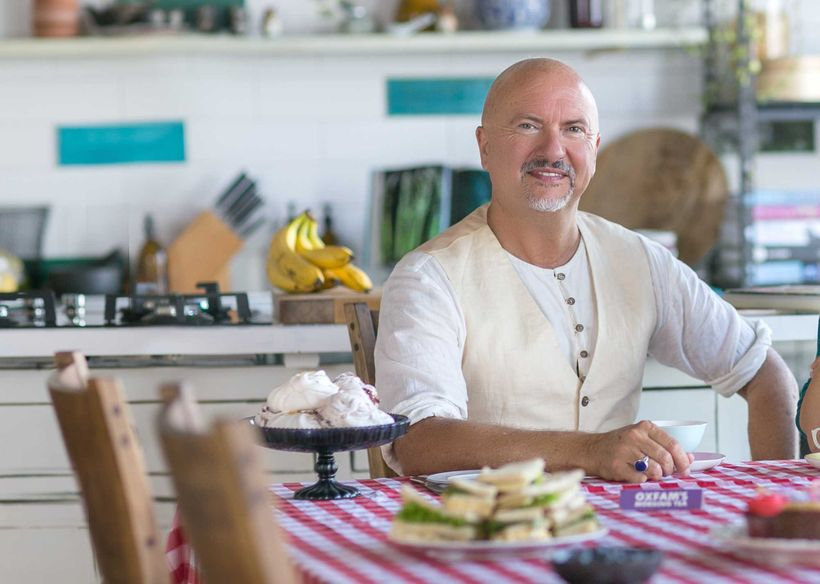 LAUNCH Innovator Chef Rob Oliver is the Founder of Pacific Island Food Revolution (PIFR)