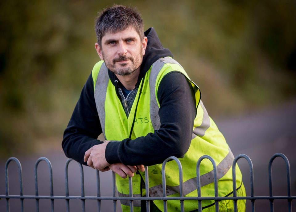 Self-employed welder Andy White from Norfolk was told by benefits advisors he would not be sanctioned...