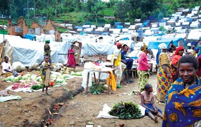 Camp for Internally Displaced People