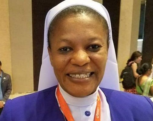 Sister Agatha Chikelue, DMMM