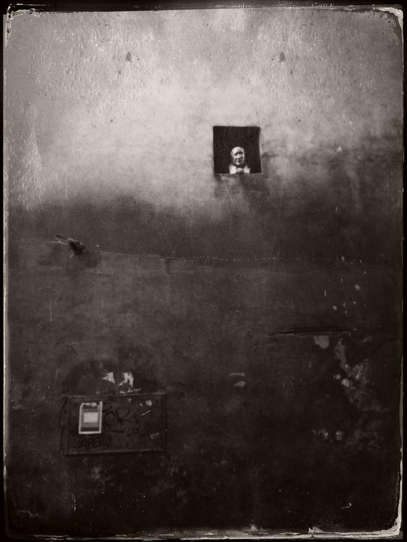 Roman Turovsky, <em>Trastevere</em> (2016), archival print, 14 x 11 inches