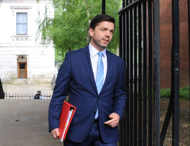 Former Conservative cabinet minister Stephen Crabbwas reported to have admitted sending 'explicit'...