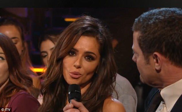 Simon Cowell Misses 'X Factor' As Cheryl Tweedy Returns (Well, Sort