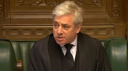 Theresa May To Write To John Bercow Over Sexual Harassment Culture In