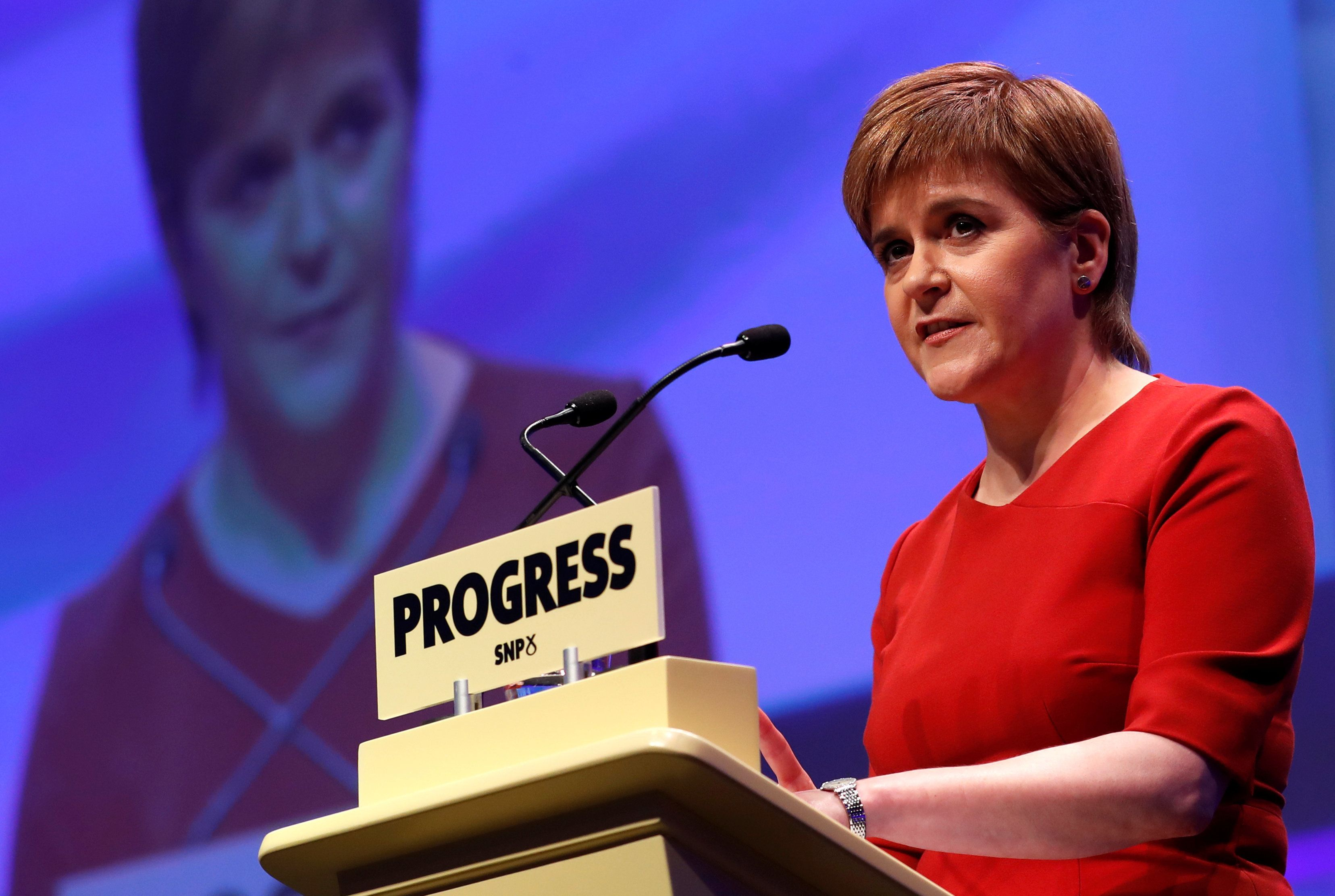 Sturgeon To Issue Apology From Scottish Government Over Historical Gay Sex