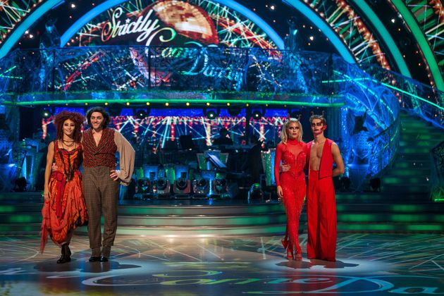 'Strictly Come Dancing' Results: Simon Rimer Leaves The Competition After Halloween